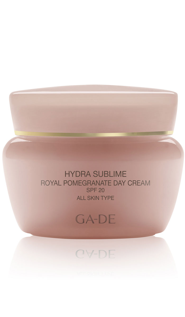 GA-DE Увлажняющий крем Hydra Sublime Royal Pomegranate spf 20, 50 мл