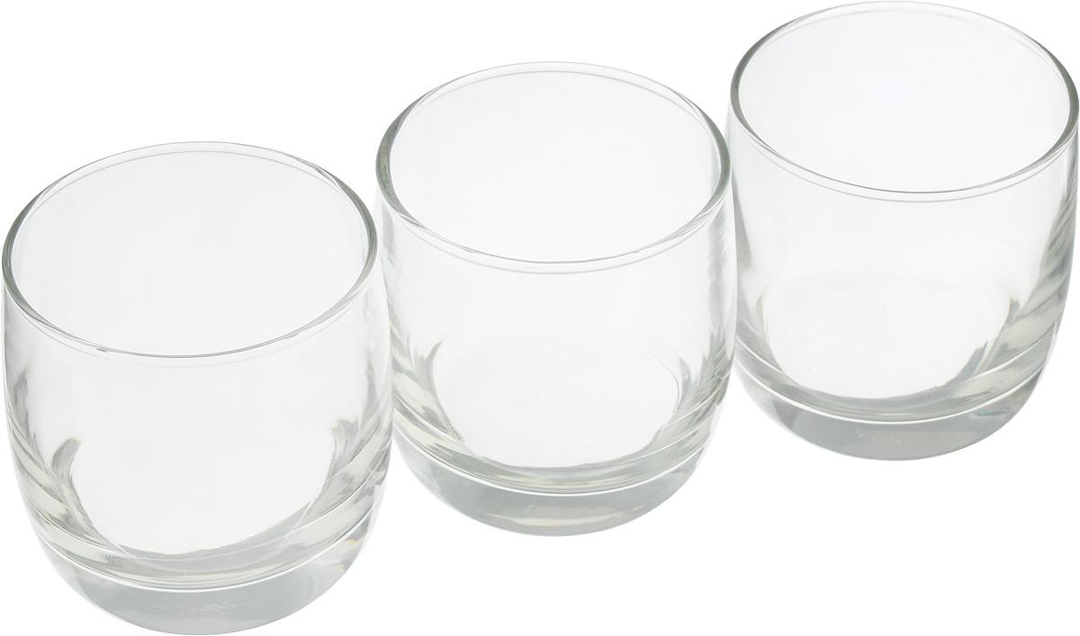 Набор стаканов Luminarc Французский ресторанчик, 310 мл, 3 штD9564Набор Luminarc Французский ресторанчик состоит из 3 стаканов, выполненных из высококачественного стекла. Изделия подходят для воды, виски, сока и других напитков. Такой набор станет прекрасным дополнением сервировки стола, подойдет для ежедневного использования и для торжественных случаев. Можно мыть в посудомоечной машине.Объем стакана: 310 мл.Диаметр стакана: 7,5 см.Высота стакана: 8 см.