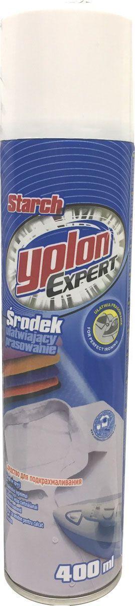 Средство для подкрахмаливания Yplon, аэрозоль, 400 мл000526Средство для подкрахмаливания белья. Применение: Распылить на чистое белье, через некоторое время прогладить.