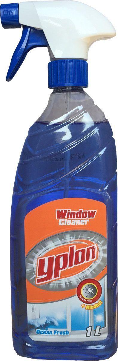 Средство для мытья стекол Yplon Ocean Fresh, спрей, 1 л686753Средство для мытья стекол, зеркал, мрамора, кафеля и любых других блестящих поверхностей. Содержит специальные компоненты, позволяющие эффективно удалять грязь, жир, сажу и другие загрязнения. Очищает поверхность, придает ей блеск и не оставляет разводов. Товар сертифицирован.Как выбрать качественную бытовую химию, безопасную для природы и людей. Статья OZON Гид