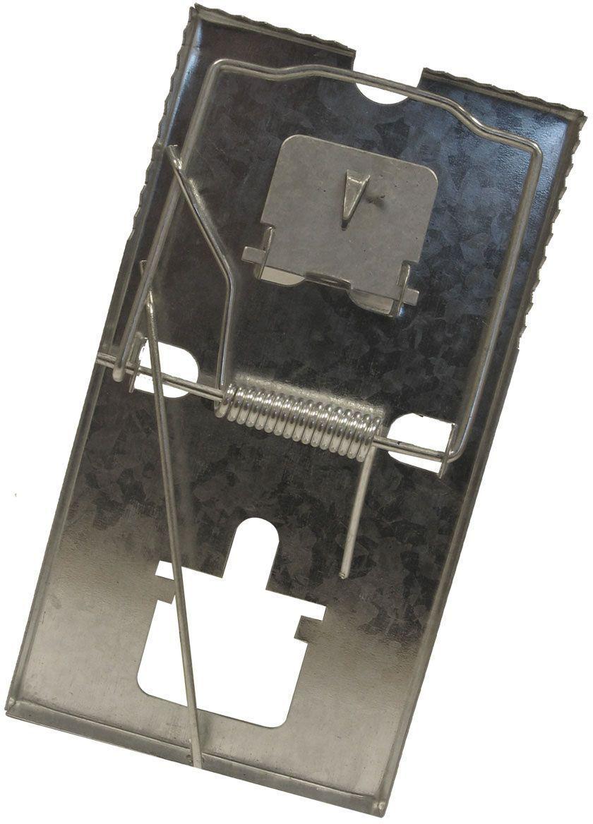 Крысоловка металлическая BROS, 1 шт710266Крысоловка BROS выполнена из металла. Усилена дополнительными элементами, моментальная смерть грызуна.