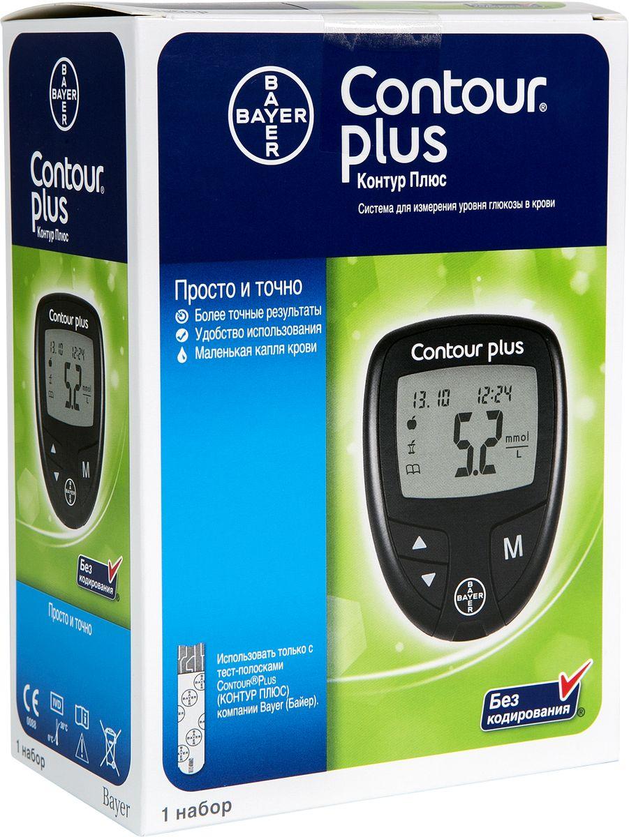 Глюкометр Contour plus2806Инновационная мультиимпульсная технология повышает точность результатов. Контур Плюс поможет Вам принимать более правильные решенияГлюкометр Контур Плюс поможет Вам с легкостью измерять уровень глюкозы в крови:Точность, сравнимая с лабораторной, помогает получить достоверные результаты для принятия верных решений1Мультиимпульсная технология повышает точность измерений за счет многократной оценки одного образца кровиДва режима работы (основной и расширенный) предлагают выбор опций, которые удовлетворяют потребности даже самых взыскательных пользователейСистема Контур Плюс используется только с тест-полосками Контур Плюс для высокой точности результата:Технология Второй Шанс позволяет дополнительно нанести кровь на тест-полоску в случае ее недозаполненияТехнология Без кодирования предотвращает ошибки, связанные с введением неправильного кодаОбщая информацияМодель Contour PlusПроизводитель BayerГарантия, лет бессрочнаяТехнические характеристикиВремя измерения, секунд 5Объем капли крови, мкл 0,6Диапазон измерений, ммоль/л 0,6 - 33,3Принцип измерения электрохимическийПамять, число измерений 480Калибровка по плазме кровиЗадание кода тест-полосок без кодированияСвязь с компьютером естьГабариты (размеры), мм 77 х 57 х 19Вес, г 47,5КомплектацияБатарейка 2 x CR2032Тест-полоски, штук нетРучка-прокалыватель естьЛанцеты, штук 10Чехол естьИнструкция есть