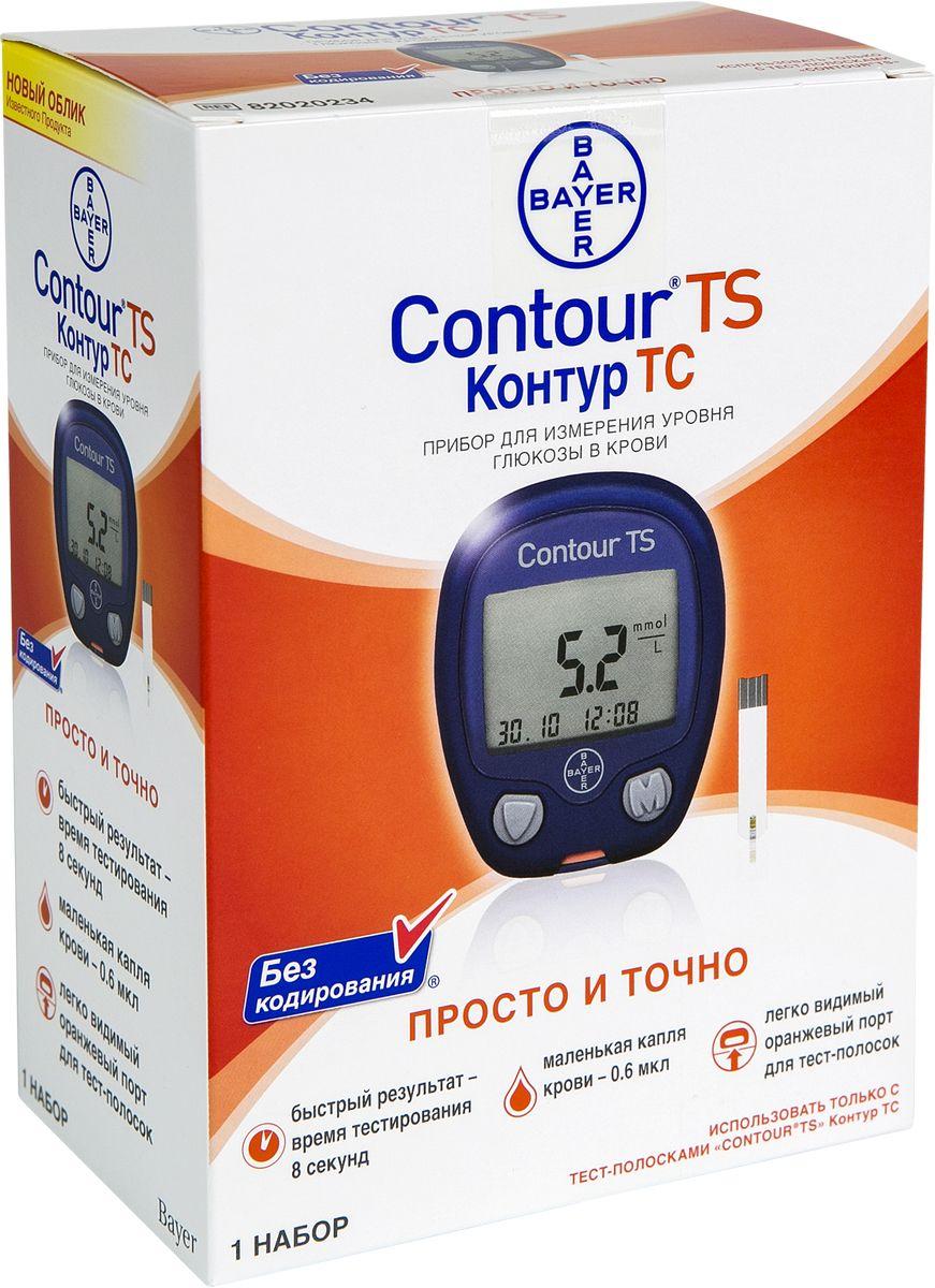 Глюкометр  Contour TS  - Диагностика