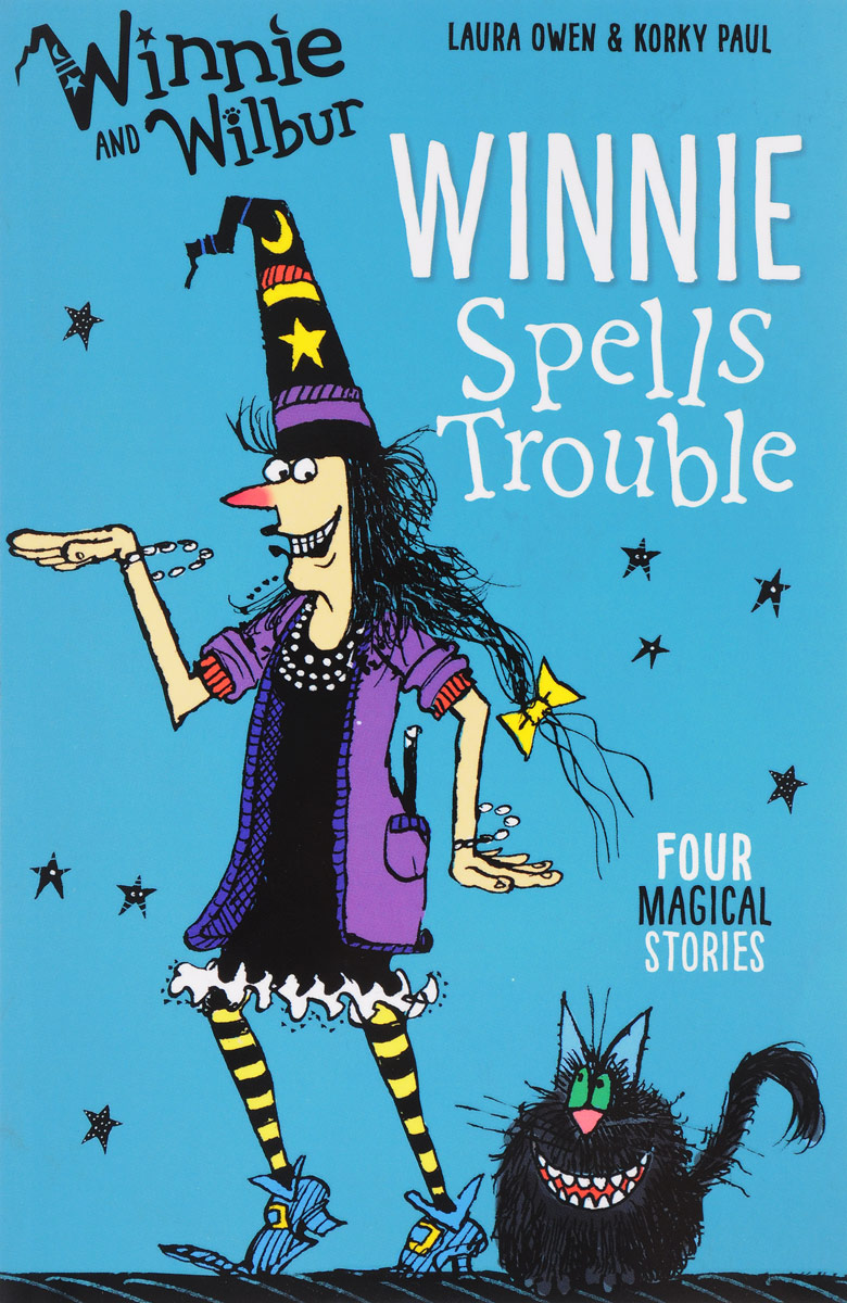 Winnie and Wilbur: Winnie Spells Trouble neil young neil young earth 3 lp