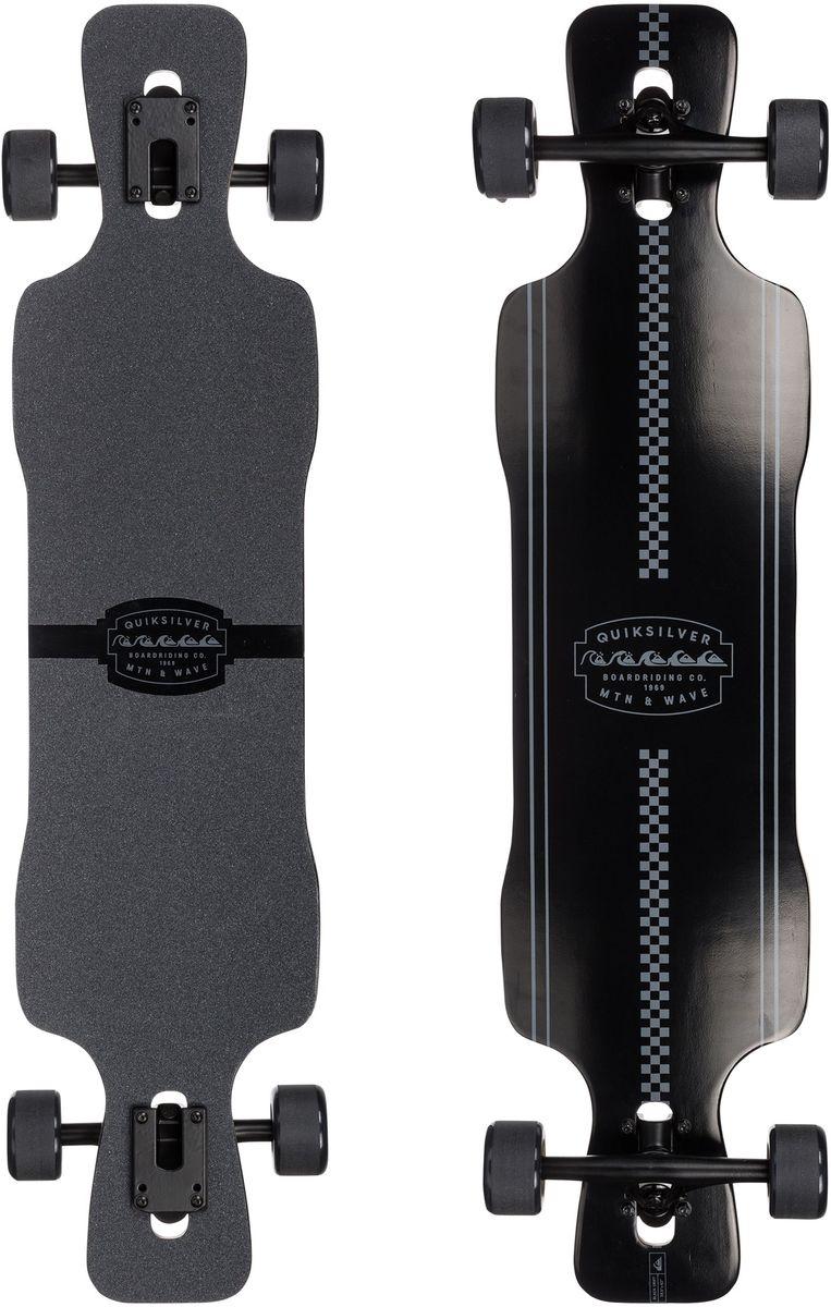 Лонгборд Quiksilver Black Drift лонгборд quiksilver the new wave bamboo 2017