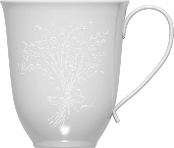 Кружка Domenik Spring Romance, 300 млDM9470Кружка для чаепития Domenik выполнена из утонченного фарфора и украшена элегантным рисунком. Стильная необычная кружка имеет широкую горловину и удобную ручку для повседневного использования. Не оставит равнодушным ни одного из ваших гостей и станет прекрасным выбором для подарка.Можно мыть в посудомоечной машине.