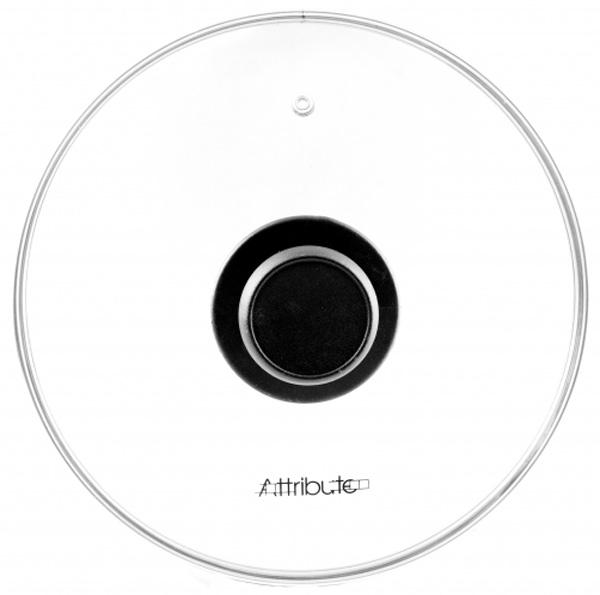 Крышка для посуды Attribute Gl.Lid, с пароотводом, 22 см. ALS122ALS122
