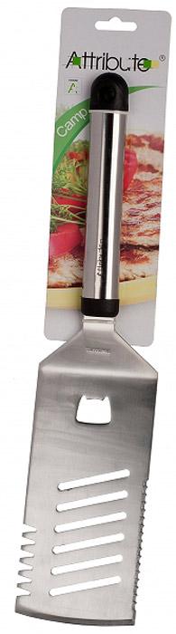 Лопатка для барбекю Attribute Кэмп, 43 x 9,5 см. ABC310ABC310