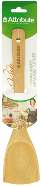 Лопатка кулинарная Attribute Viva Bamboo. ATB506ATB506