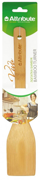 Лопатка кулинарная Attribute Viva Bamboo. ATB507ATB507