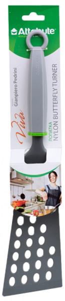 Лопатка кулинарная Attribute Viva Grey, цвет: серый. ATV922ATV922
