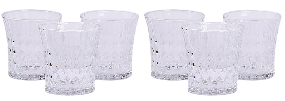 Набор стаканов Patricia, 300 мл, 6 шт. IM99-5712IM99-5712