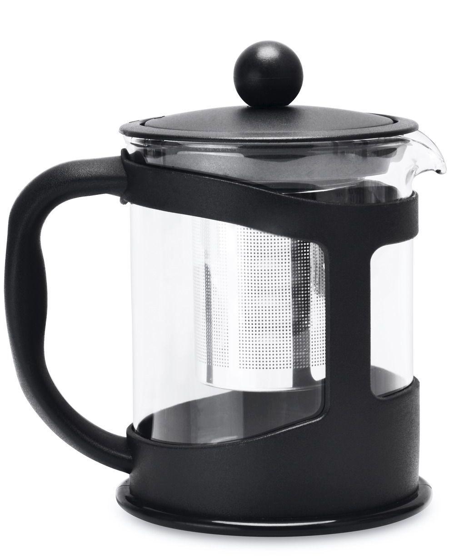 Чайник заварочный BergHOFF Studio, цвет: черный, 1 л1106833