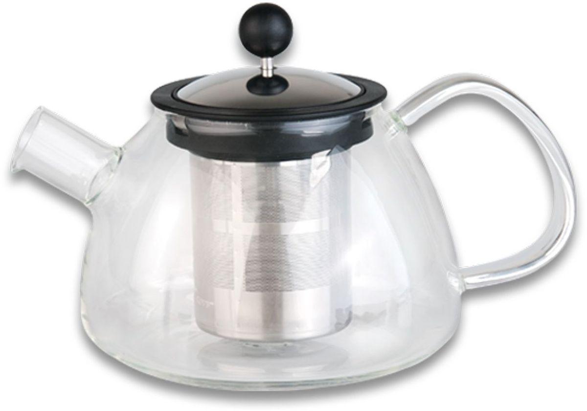Чайник заварочный BergHOFF Studio, с ситечком, 800 мл чайник с ситечком для заваривания чая
