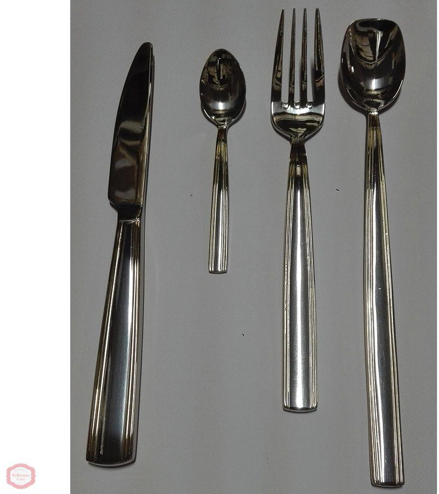Набор столовых предметов для десерта BergHOFF Orchestra Gold, 24 предмета1224800