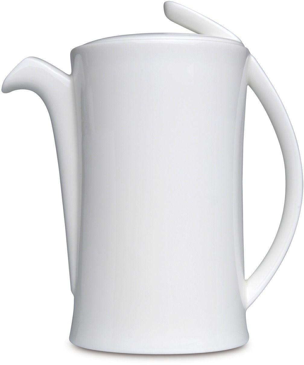Кофейник BergHOFF Concavo, 1,2 л1693255Кофейник BergHOFF Concavo - знак качества и современного дизайна. Изделие выполнено из минерального, экологически чистого сырья - фарфора, покрытого высококачественной глазурью Кофейник устойчив к царапинам от ножей и вилок. Подходит для посудомоечных машин. Предназначен для ежедневного использования. Объем: 1,2 л.