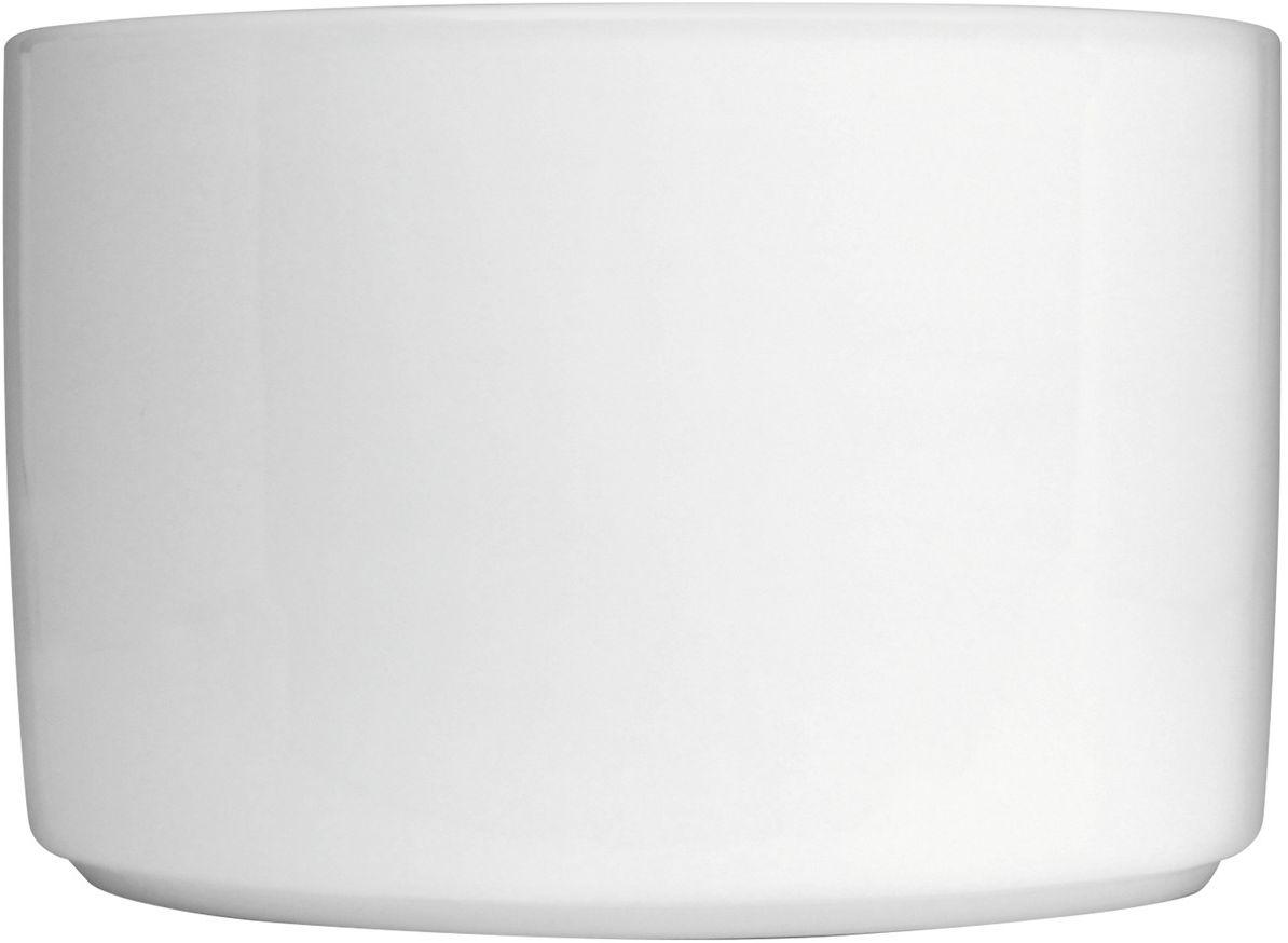 Миска BergHOFF Concavo, цвет: белый, 1 л1693392Миска BergHOFF Concavo выполнена из высококачественного белого фарфора. Каждый предмет имеет штамп логотипа BergHOFF - знак качества и современного дизайна. Миска устойчива к царапинам от ножей и вилок. Подходит для посудомоечных машин, печей и духовых шкафов.