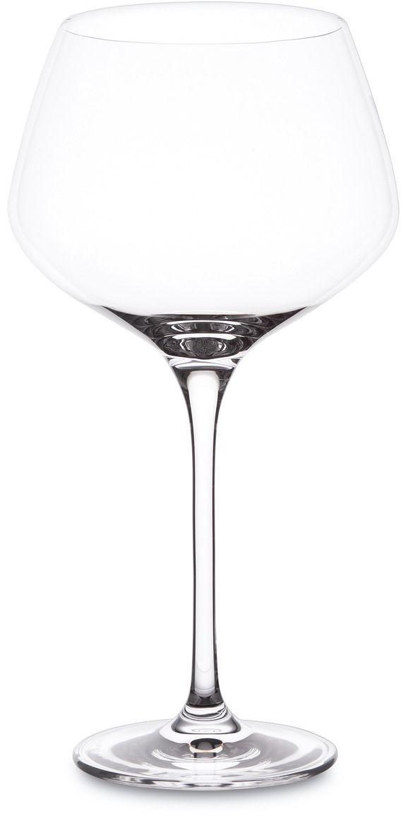 Набор бокалов для бургундского BergHOFF Chateau, 720 мл, 6 шт1701604Набор BergHOFF Chateau состоит из шести бокалов для бургундского вина, выполненных из стекла. Изделия оснащены ножками. Бокалы сочетают в себе элегантный дизайн и функциональность. Благодаря такому набору пить напитки будет еще вкуснее.