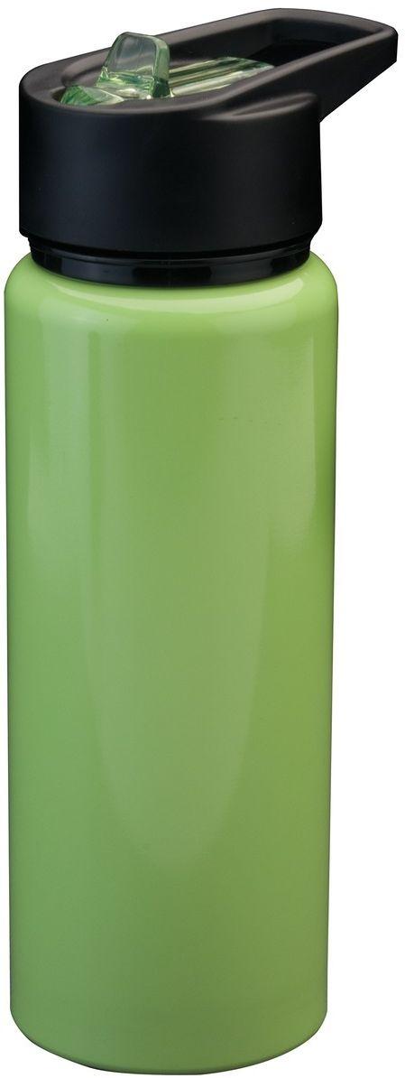 Бутылка спортивная BergHOFF Cook&Co, цвет: лаймовый, 750 мл2801734
