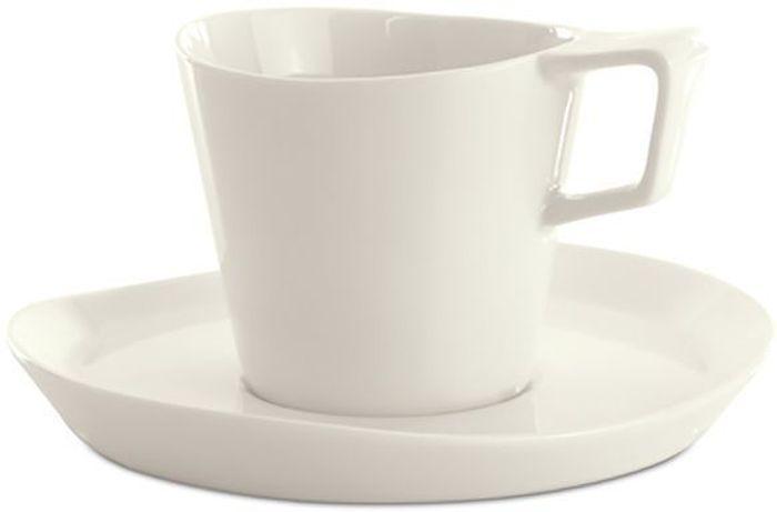 Набор чайный BergHOFF Eclipse, цвет: белый, 4 предмета. 3700433 набор керамических ножей 3 предмета berghoff eclipse 3700419