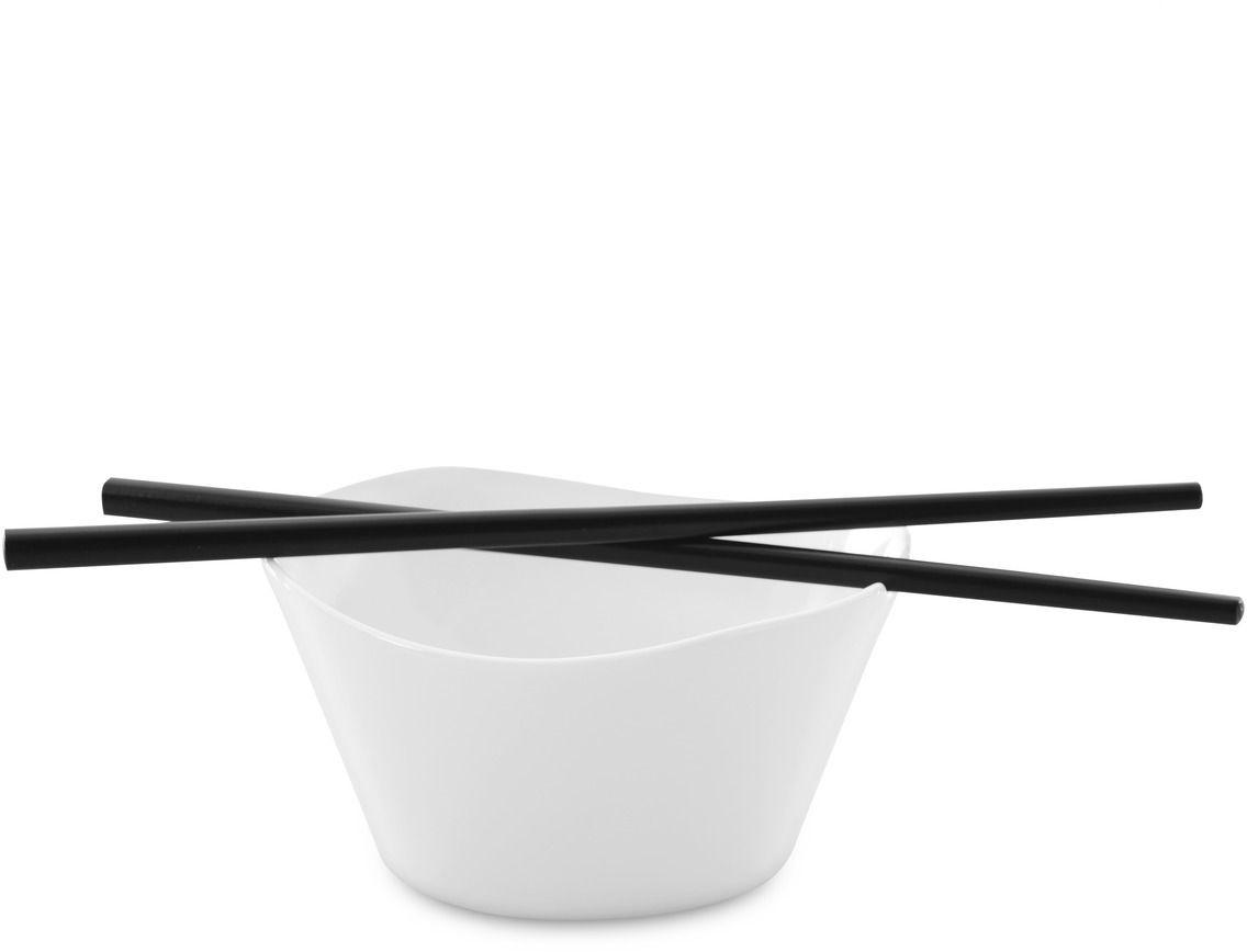 Набор мисочек для риса BergHOFF Eclipse, с палочками, 300 мл, 2 шт3700439