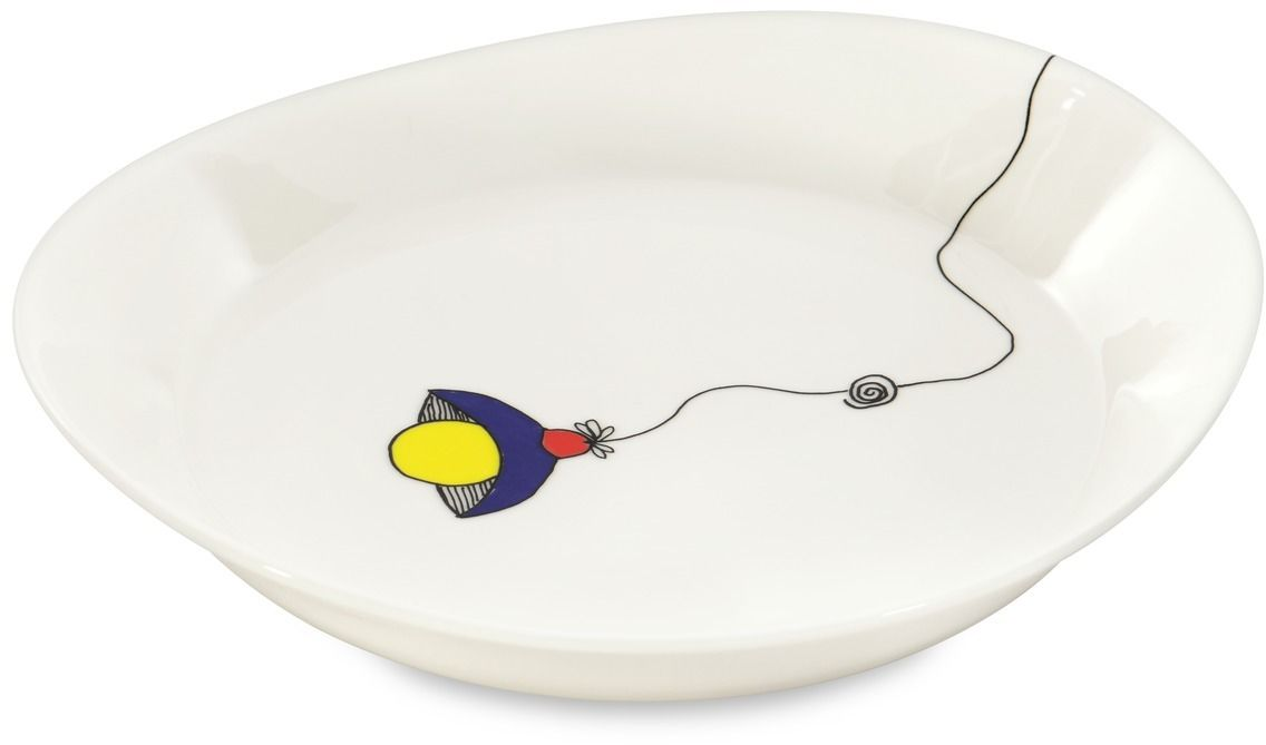 Набор тарелок для пасты BergHOFF Ornament, диаметр 24 см, 2 шт3705000Тарелки круглые BergHOFF Ornament изготовлены из высококачественного фарфора, с ярким лаконичным орнаментом Разработаны для ежедневного использования, защищены от царапин, оставляемых столовыми приборами. Подходят для посудомоечной машины. Подходят для использования в микроволновой печи.