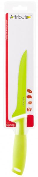 Нож для мяса Attribute Knife Спринг Грин, 15 смAKZ315