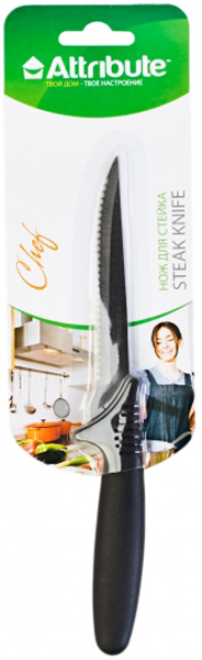 Нож для стейка Attribute Knife Chef, 12 смAKF112