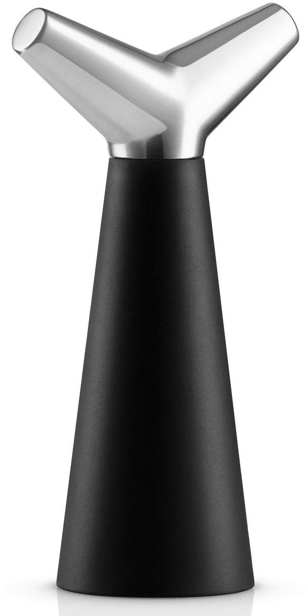 Штопор Eva Solo, механический, 5,5 х 15 х 9,5 см822004Штопор Eva Solo может похвастаться уникальным механизмом извлечения пробки. Простонеобходимо повернуть ручку, и вот уже пробка у вас в руках. Вы приложите минимум усилий даже спластиковыми пробками. Штопор изготовлен из стали, пластика и резины. Пластиковая частьизготовлена с помощью литья и покрыта специальным типом пластмассы. Рукоятка надежнозафиксирована сварным соединением. Штопор входит в состав эксклюзивной коллекции винныхаксессуаров Eva Solo.