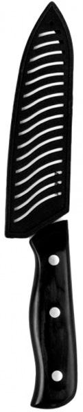 Нож поварской Attribute Knife Mirrorline, 15 смAKV515