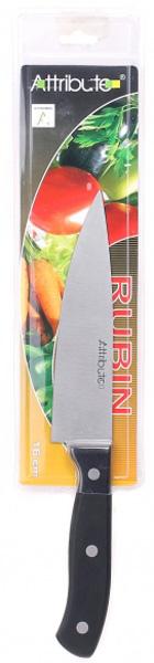 Нож поварской Attribute Knife Rubin, 2,5x16 смAKR516