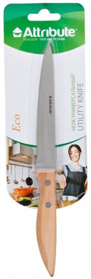 Нож универсальный Attribute Knife Eco, 13 смATE113