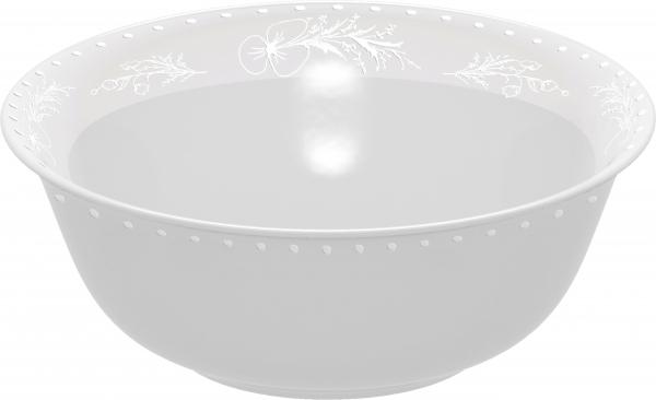"""Салатник Domenik """"Spring Romance"""" выполнен из фарфора. Посуда Domenik отличается  прочностью, гигиеничностью и долгим сроком службы. Такой салатник прекрасно подойдет как  для повседневного использования, так и для праздников или особенных случаев.  Салатник Domenik """"Spring Romance"""" - великолепное дизайнерское решение для вашей кухни или  столовой."""