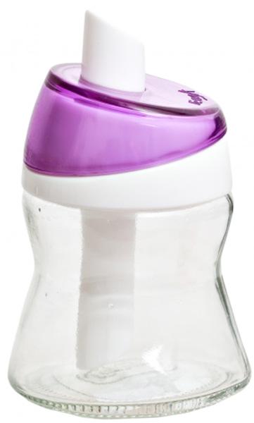 Сахарница Renga Zen, 200 млRE131658Стеклянная сахарница лаконичного дизайна незаменима на любой кухне. Еевозможно использовать и в качестве емкости для прочих сыпучих продуктов. Эксклюзивный дизайн и функциональность сахарницы сделают ее незаменимой налюбой кухне. Емкость: 200 мл
