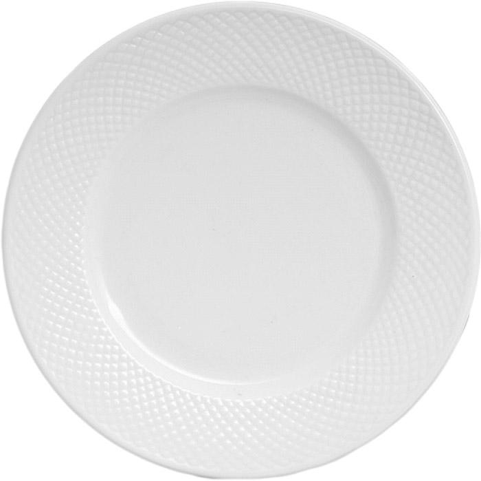 Тарелка десертная Attribute Adamence, диаметр 19 смADA331Тарелка десертная станет отличным приобретением для вашей кухни. Она изготовлена из качественного фарфора, можно использовать тарелку,как повседневно, так и для сервировки праздничного стола.