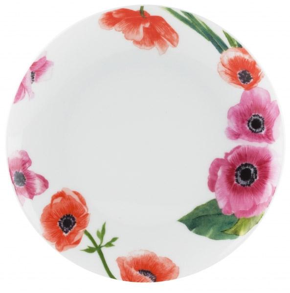 Тарелка десертная Domenik Blooming, 19 см тарелка десертная domenik heritage 20 см