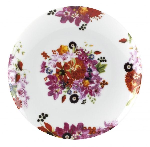 Тарелка десертная Domenik Fruits Bouquet, 19 смDM9204