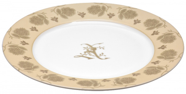 Тарелка десертная Domenik Heritage, 20 см тарелка десертная domenik heritage 20 см
