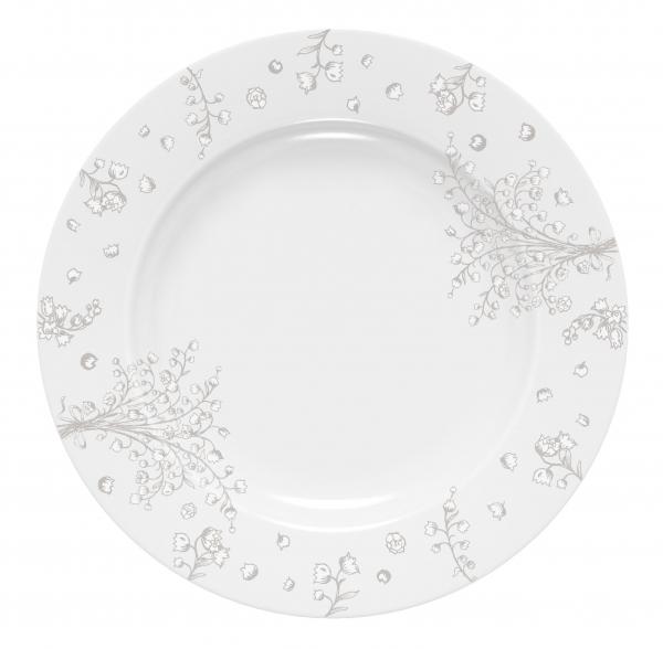 Тарелка десертная Domenik Lucky Charm, 21 см тарелка десертная domenik heritage 20 см