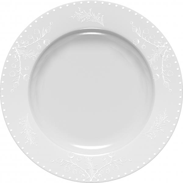 Тарелка десертная Domenik Spring Romance, 21 см тарелка десертная domenik heritage 20 см