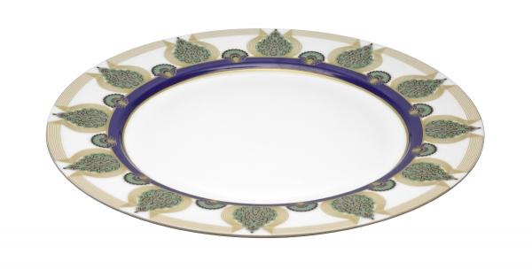 Тарелка обеденная Domenik 1001 Nights, диаметр 27 см тарелка обеденная smeraldo festival d27 см