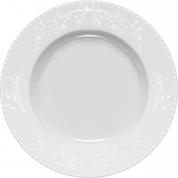 Тарелка обеденная Domenik Spring Romance, 27 смDM9460