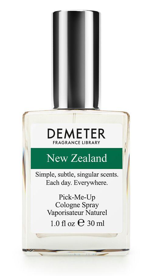 Demeter Fragrance Library Духи-спрей Новая Зеландия (New Zealand), унисекс, 30 мл demeter fragrance library джин тоник gin