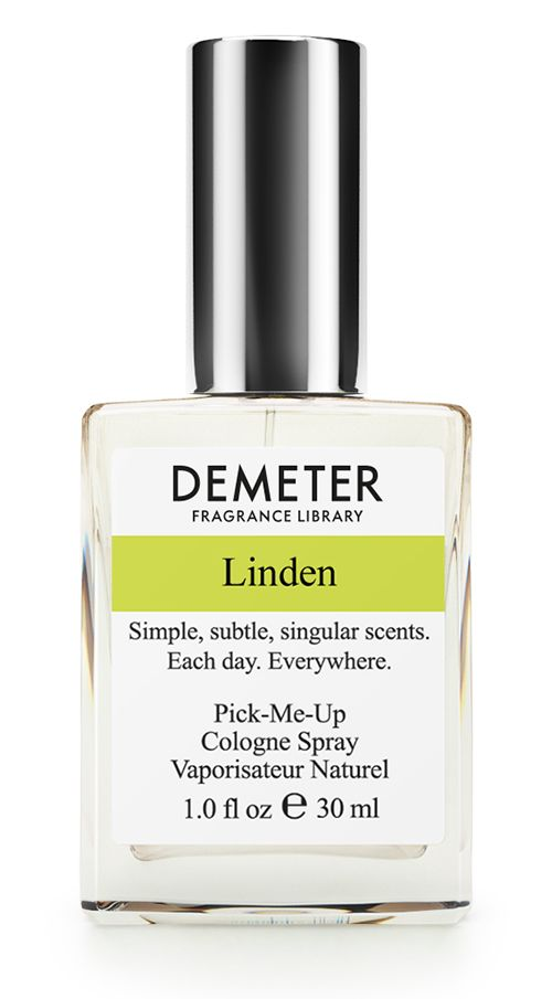 Demeter Fragrance Library Духи-спрей Липа (Linden), унисекс, 30 мл riggs r library of souls