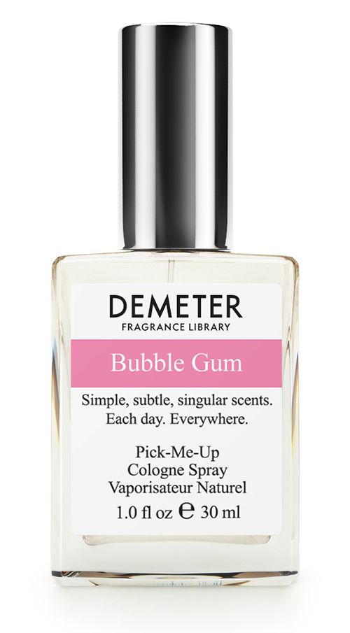 Demeter Fragrance Library Духи-спрей Жевательная резинка (Bubble gum), унисекс, 30 мл одеколон demeter мирра myrrh объем 30 мл