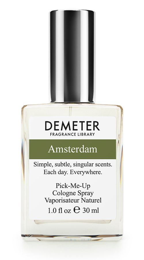 Demeter Fragrance Library Духи-спрей Амстердам (Amsterdam), унисекс, 30 мл туалетная вода demeter fragrance library demeter fragrance library de788muiv858