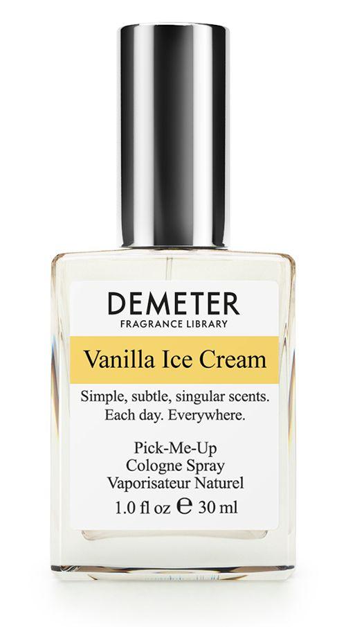 Demeter Fragrance Library Духи-спрей Ванильное мороженое (Vanilla ice cream), женские, 30 мл