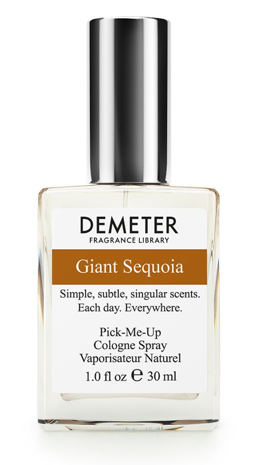 Demeter Fragrance Library Духи-спрей Гигантская секвойя (Giant Sequoia), 30 мл demeter honeysuckle 30