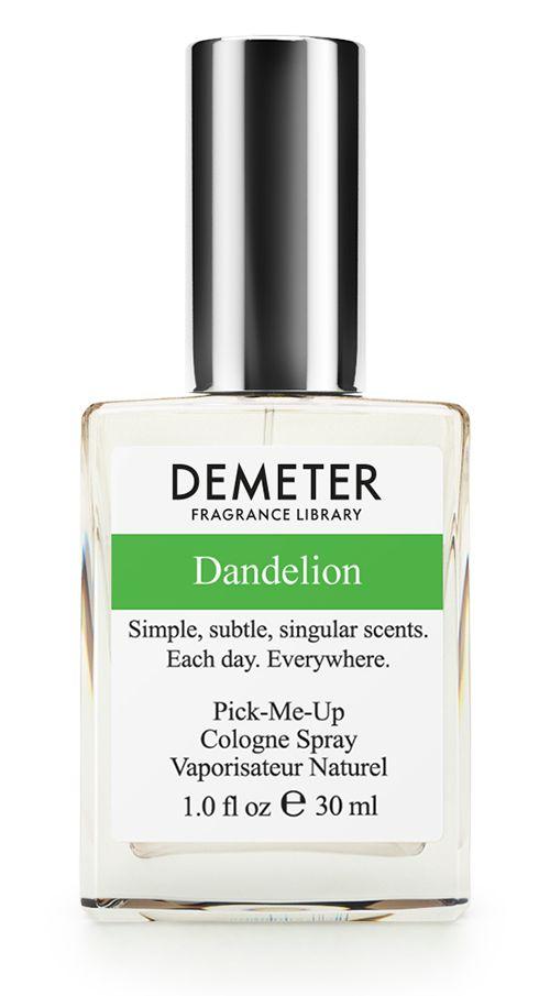 Demeter Fragrance Library Духи-спрей Одуванчик (Dandelion), унисекс, 30 мл одеколон demeter мирра myrrh объем 30 мл