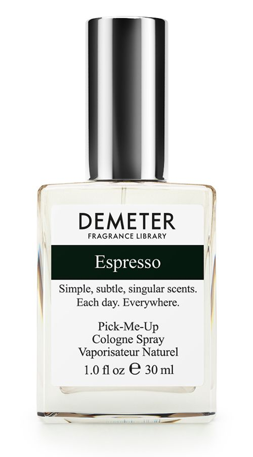 Demeter Fragrance Library Духи-спрей Эспрессо (Espresso), унисекс, 30 мл туалетная вода demeter fragrance library demeter fragrance library de788muiv858